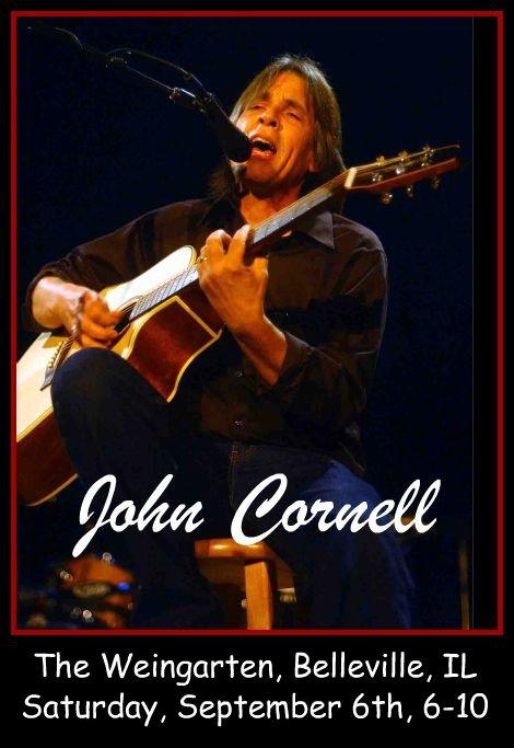 John Cornell 9-6-14