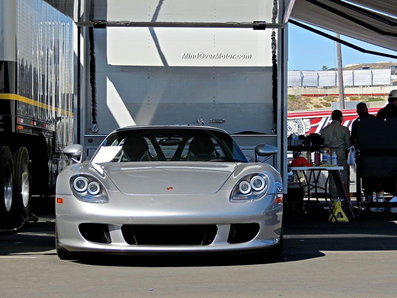 Porsche Carrera GT Laguna Seca
