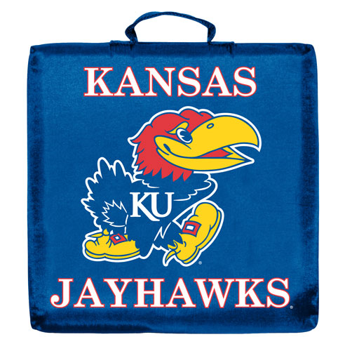 Kansas Jayhawks Stadium Cushion
