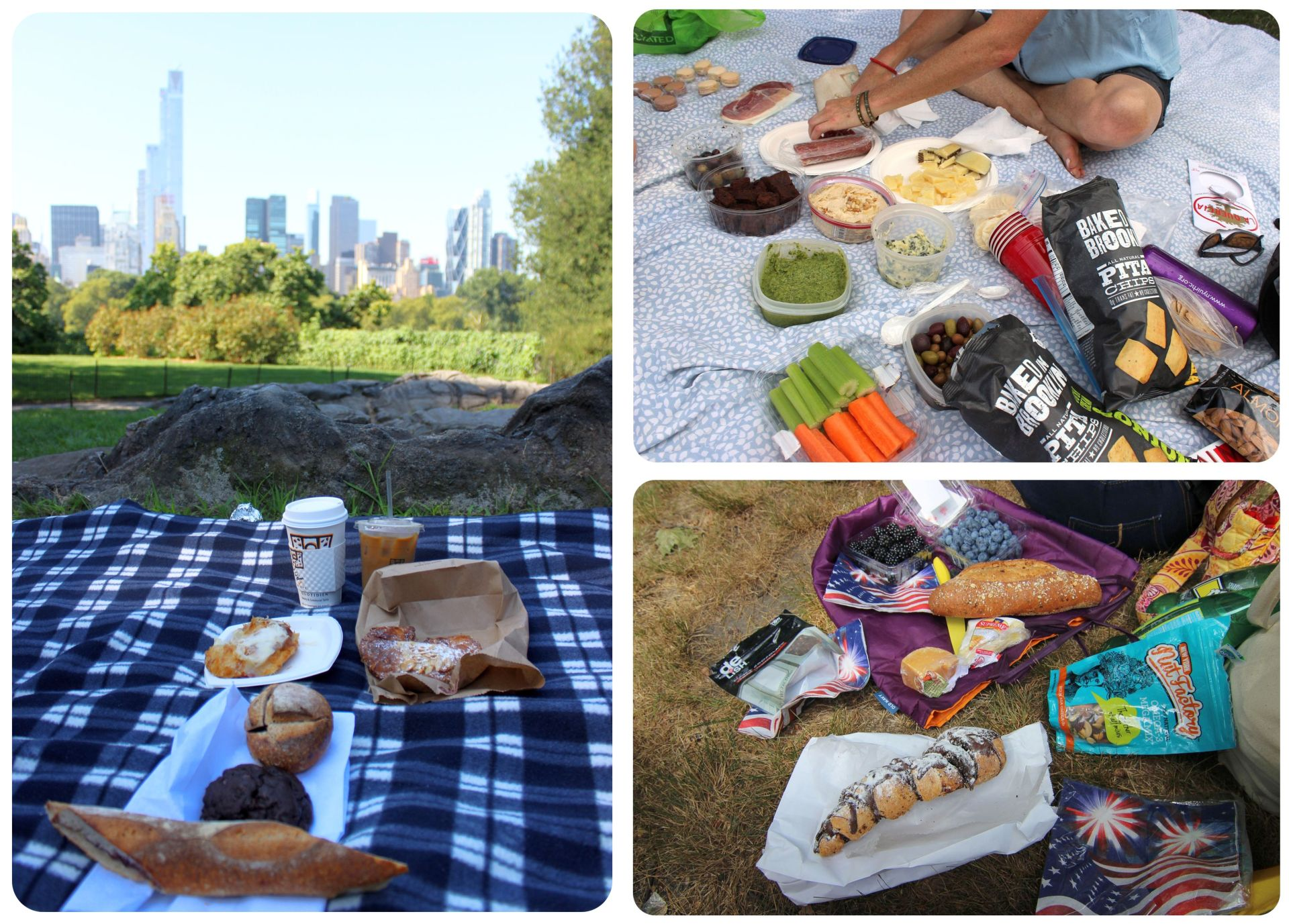 Picnics in New York City
