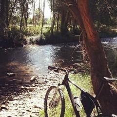 Todays ride #mtb #bikeride #logroño