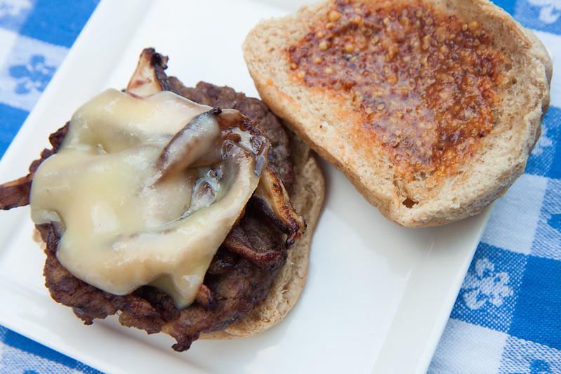 Cheese&Mushroom Slider