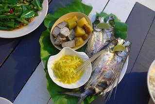 島嶼的主食以芋頭、地瓜、山藥為主,特別是芋頭的利用更是出神入化。(攝影:陳科廷)
