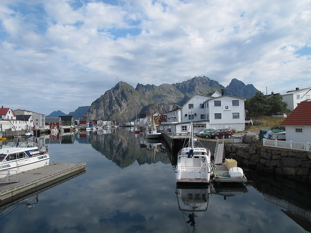 wednesday, henningsvaer