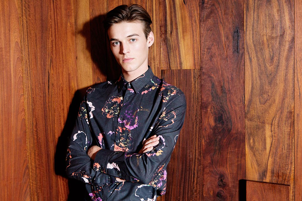 Robbie Wadge0755_PS by Paul Smith AW14