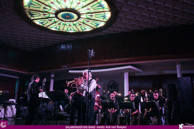 Salamander Big Band meets Ack van Rooyen 2014 (19)