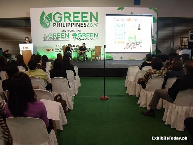 Green Philippines Seminar 2014