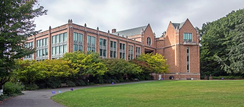 Allen Library - UW Seattle