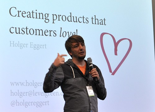 From Product Camp with Love