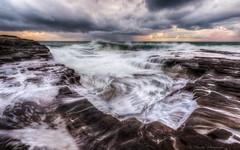 Seaside Turmoil