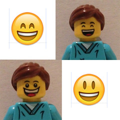 Lego Emoji part 1 of 4
