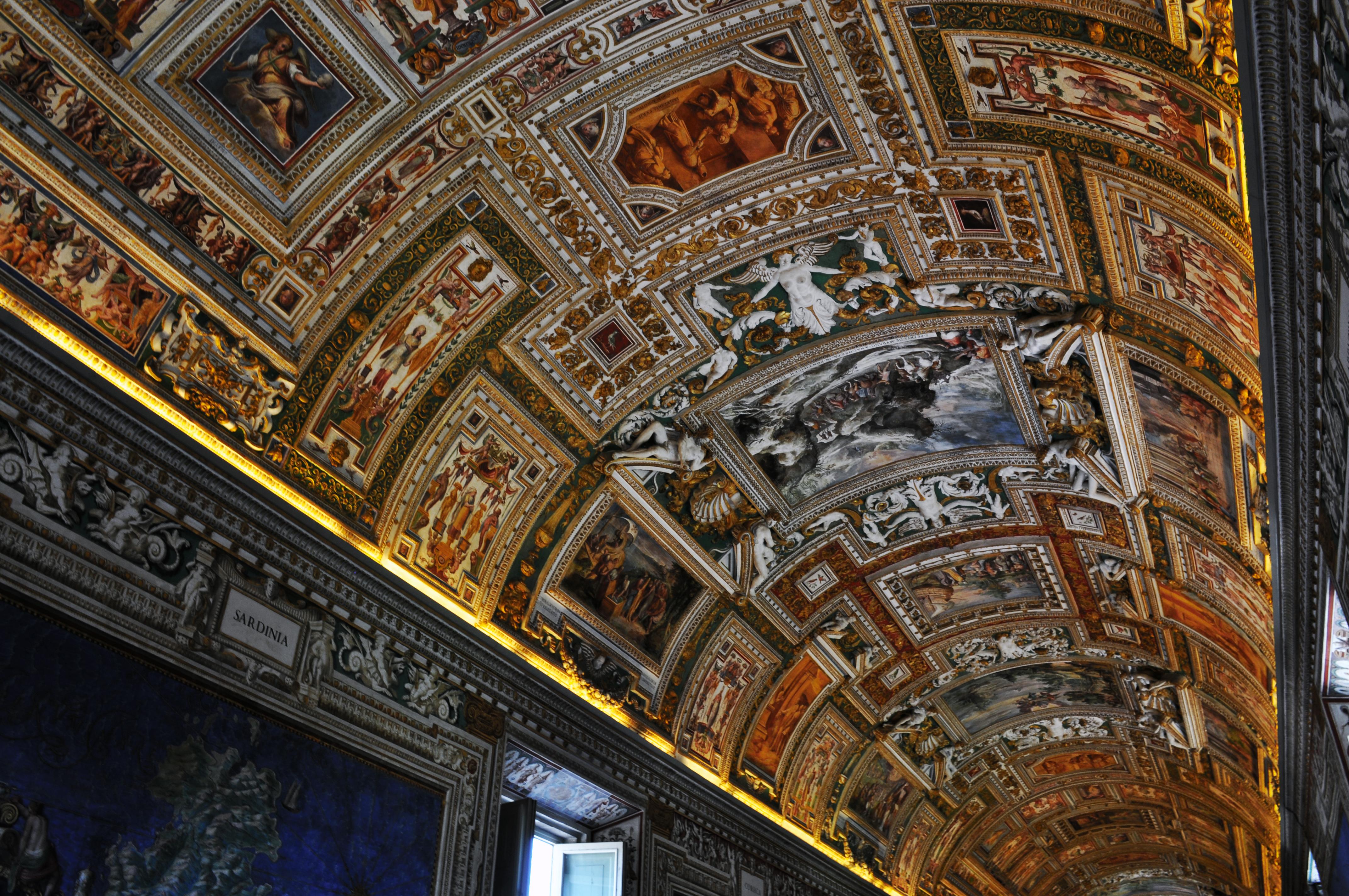 Admire the Sistine Chapel as a VIP