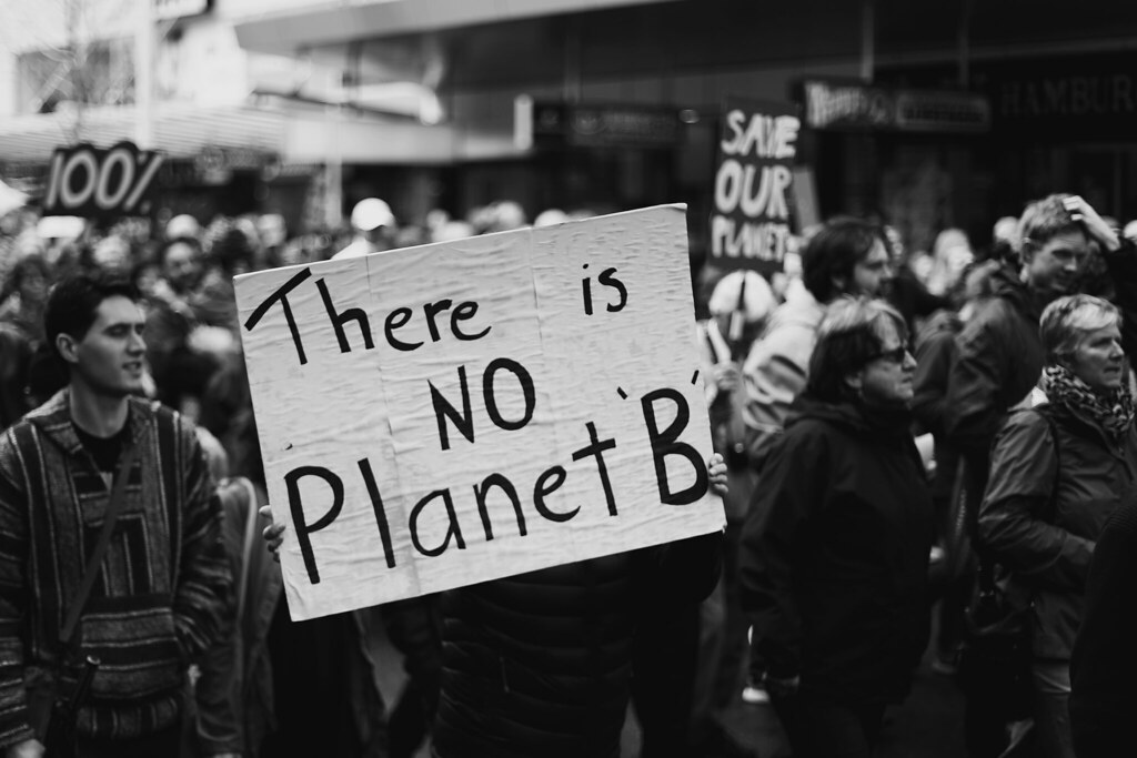 The Global People's Climate March, Auckland, New Zealand