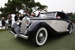 Delage D6-70 Figoni et Falaschi Milford Cabriolet 1936 1