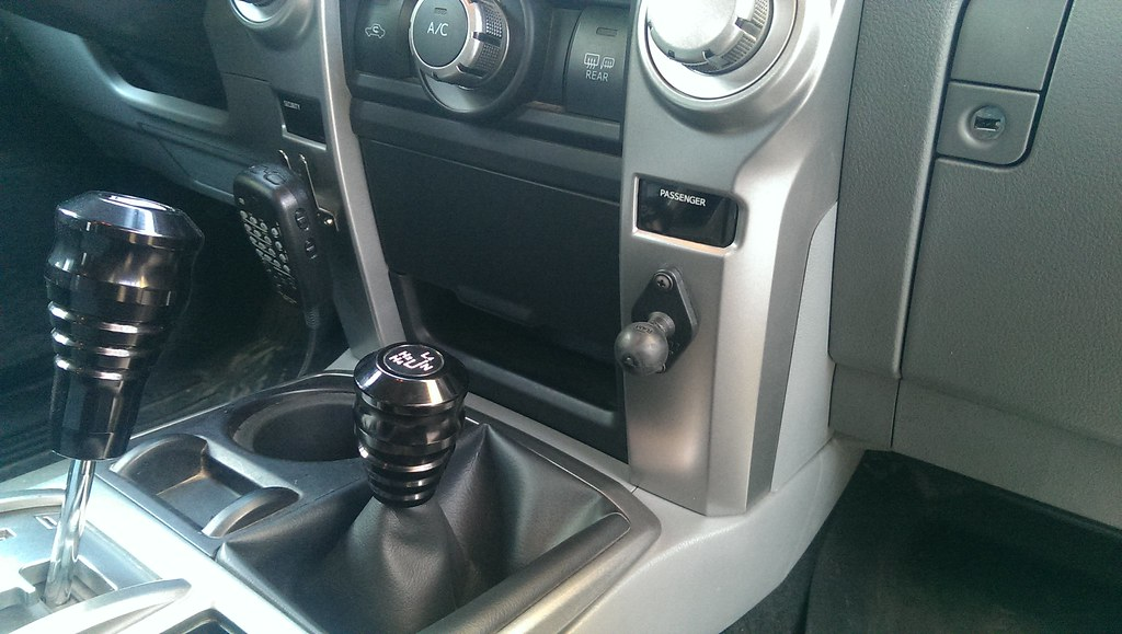 Tablet Mounting Options - Toyota 4Runner Forum - Largest