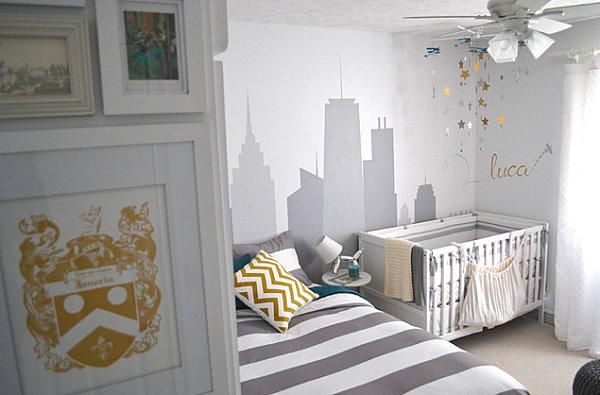 Compact-modern-nursery