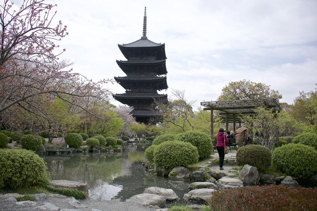 Giappone - Kyoto - To-ji 159