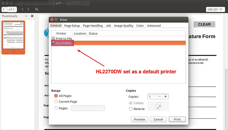How to install a Brother printer on Linux - Ask Xmodulo
