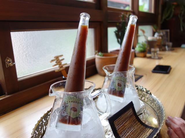 冰咖啡@波提娜麗精品咖啡