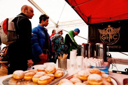 Report ze Šumavského skimaratonu