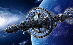 Станция земля космос