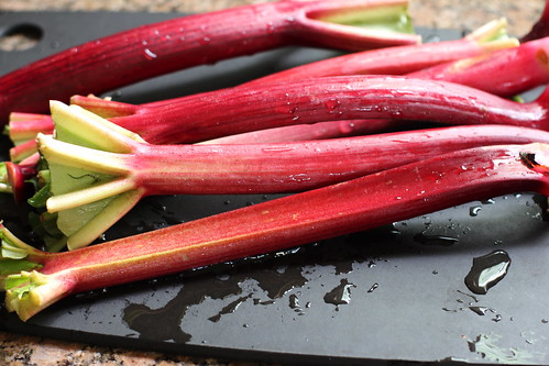 pretty rhubarb