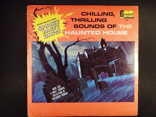 Disney's Thrilling, Chilling Sounds