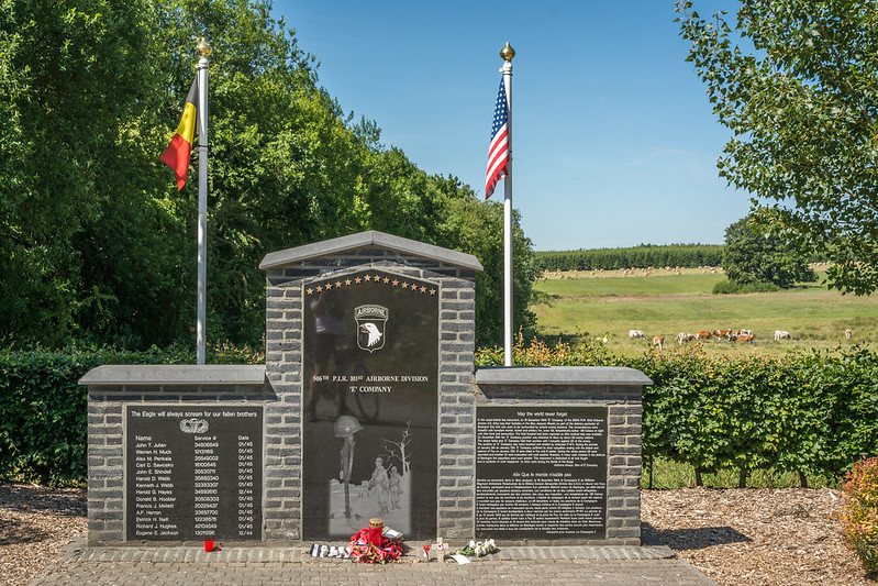 Small memorial