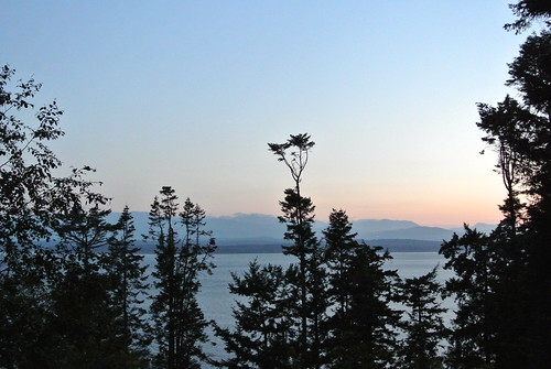 Late May Two-Nigher day 1 - Deep gloaming at S. Whidbey State Park