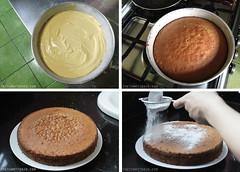 Almond Cake Step 3