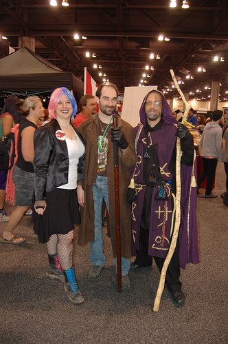 Dresden Files Cosplayers