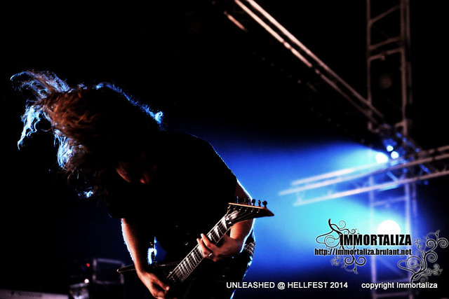 UNLEASHED @ HELLFEST OPEN AIR 22TH JUNE 2014 ALTAR 14365935989_b6a032a2ee_z