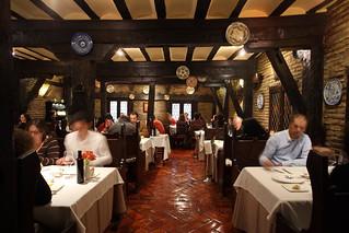 Restaurante El Portalón.