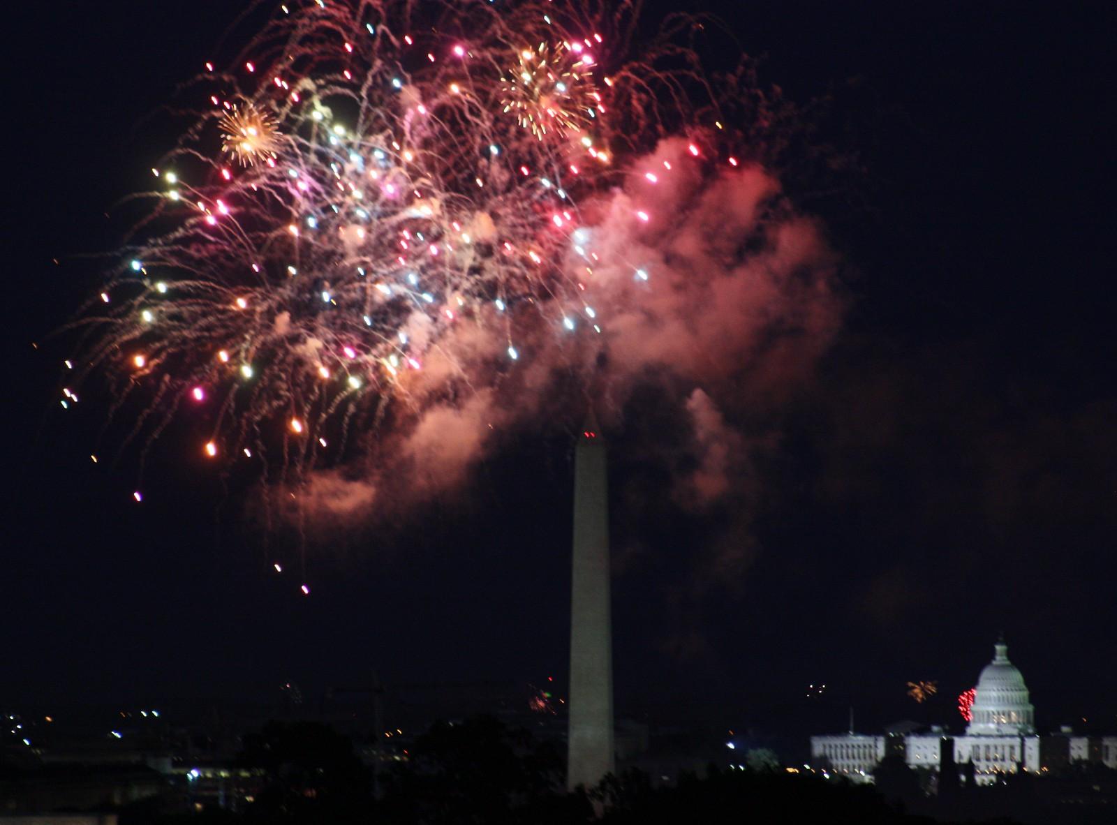 Fort Myer Fireworks