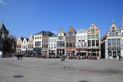 Grote Markt in Mechelen 686