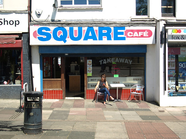 The Square Caf 233 Flickr Photo Sharing