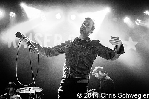 Kaiser Chiefs - 06-15-14 - Saint Andrews Hall, Detroit, MI