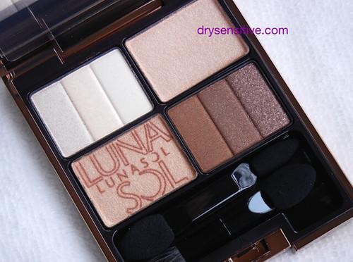 lunasol eyeshadow