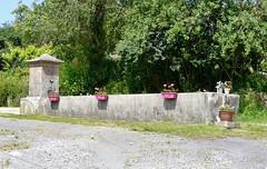 Abreuvoir communal à Saint-Pierremont  -  juin 2014