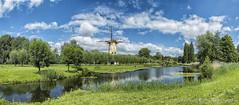 Zuiderpark Rotterdam panorama
