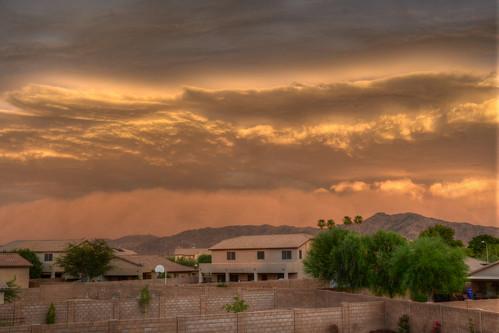 arizona phoenix monsoon thunderstorm duststorm 2014 haboob nikond7000