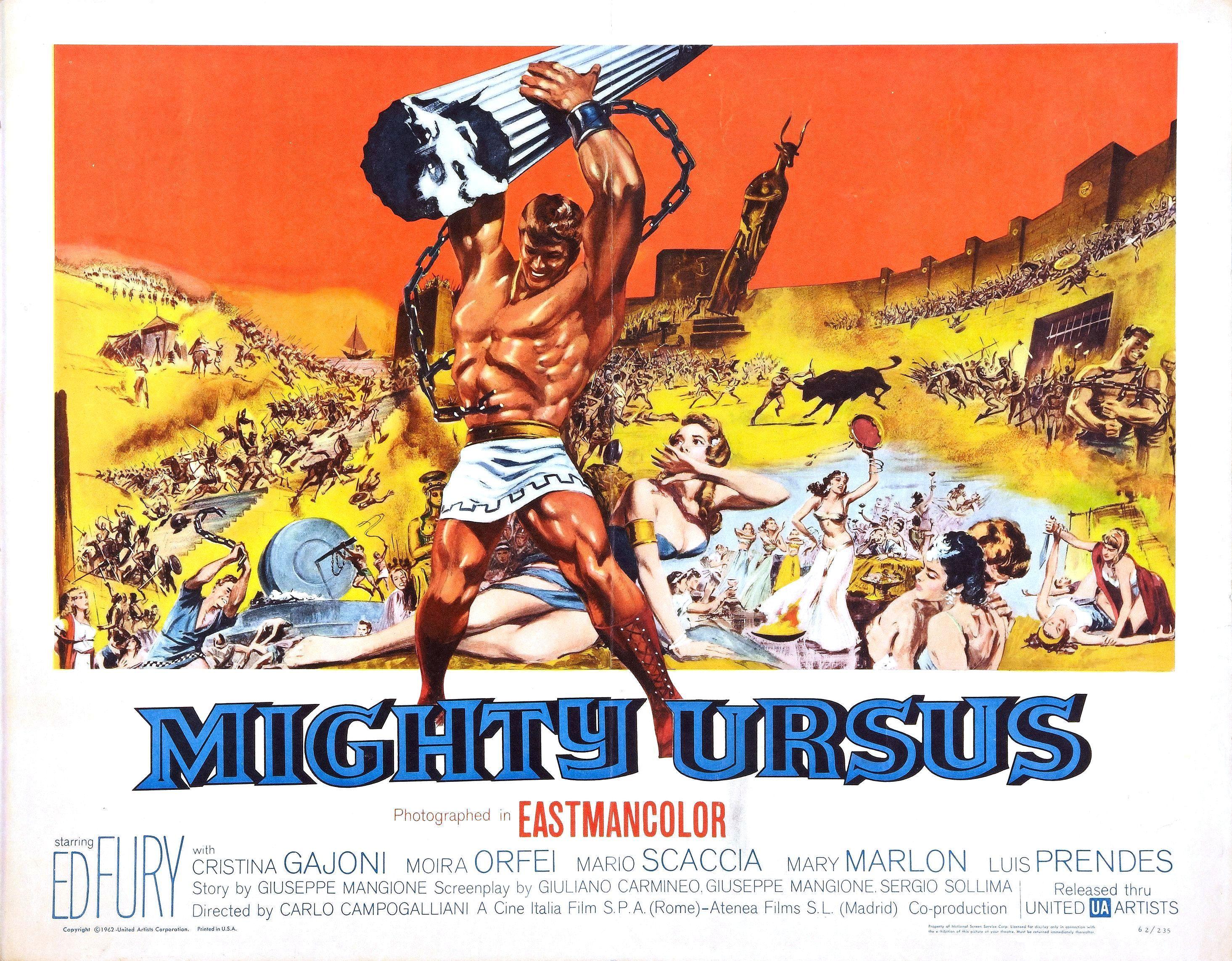 Mighty Ursus (1961)