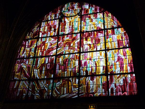 vitraux Bazaine