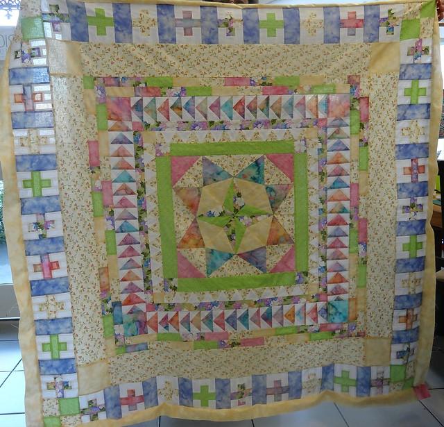 Bernadette's quilt