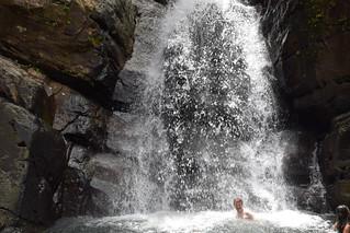 Image of La Mina Waterfall near Palmer.