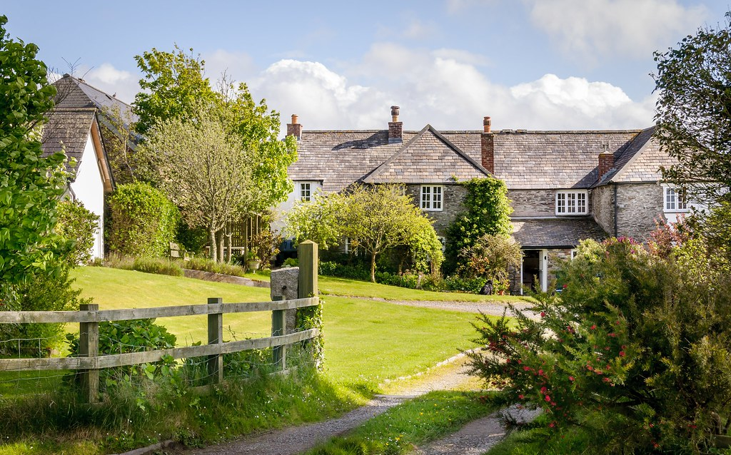 English Farmhouse