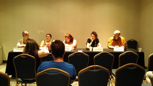 Real Geek Girls Panel