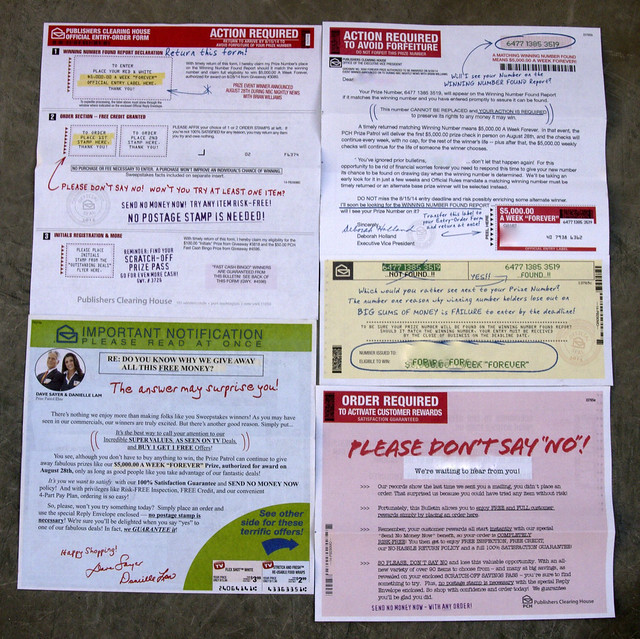 Drowning in Junk Mail – How to Opt-Out of Publishers