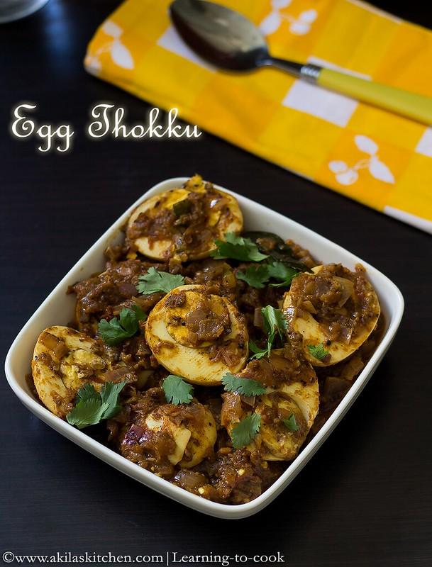 egg thokku