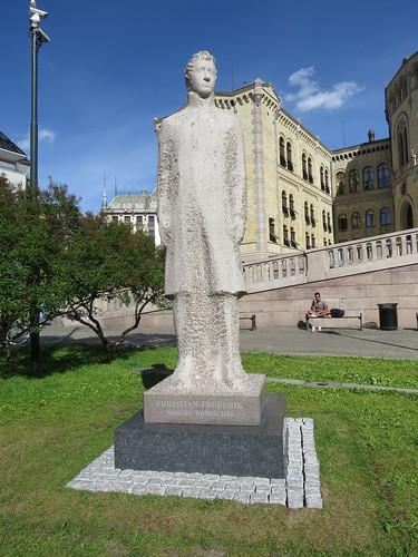 Christian Frederik, Norges Konge 1814